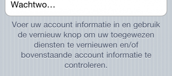 HIPPER - Account Informatie