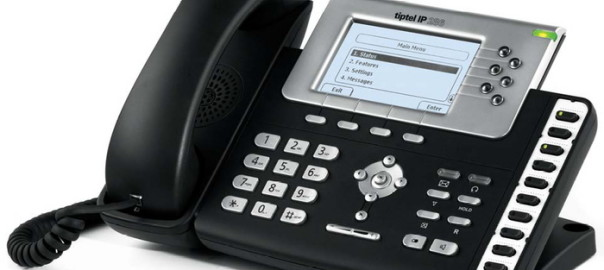 Tiptel IP 286 conference call